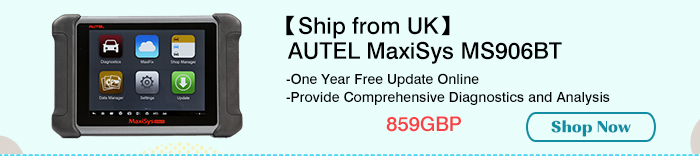 【Ship from UK】AUTEL MaxiSys MS906BT for Android